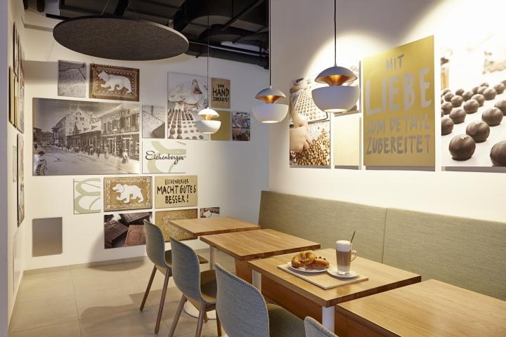 confiserie面包烘焙店设计