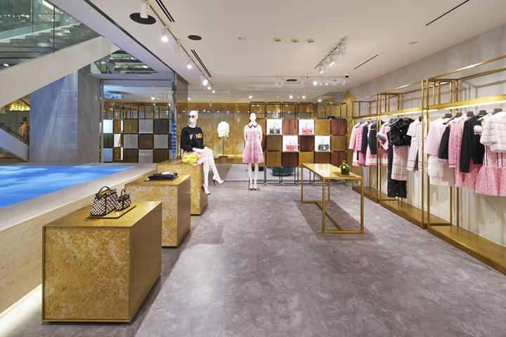日本服装店招设计