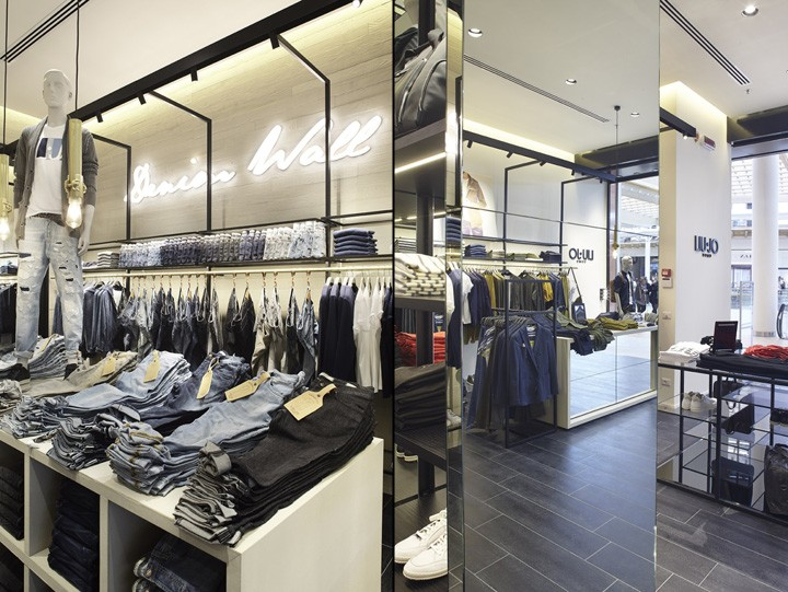 Liu-Jo-store-at-Arese-department-store-by-Christopher-G-Ward-Milan-Italy-05