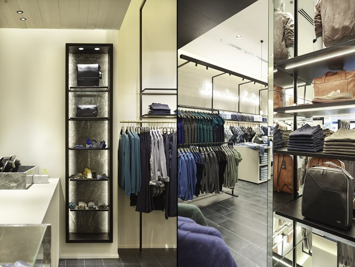 Liu-Jo-store-at-Arese-department-store-by-Christopher-G-Ward-Milan-Italy-11