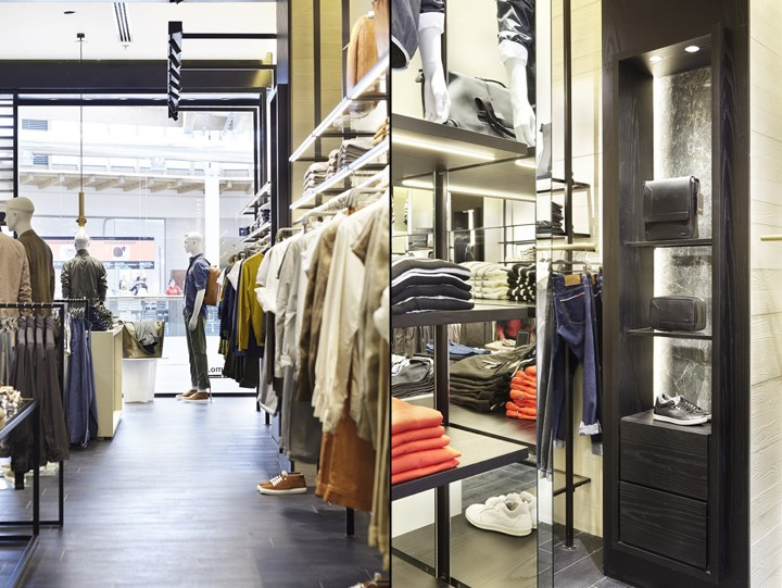 Liu-Jo-store-at-Arese-department-store-by-Christopher-G-Ward-Milan-Italy-14
