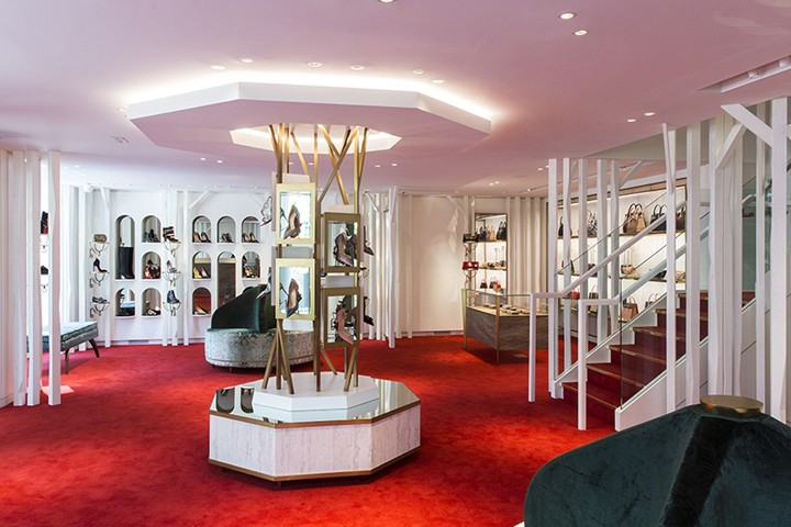 Christian-Louboutin-store-by-Household-Toronto-Canada