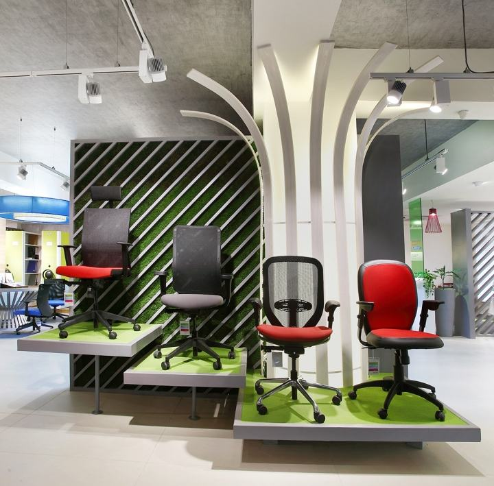 Godrej-Interio-B2B-store-by-Four-Dimensions-Pune-India-04
