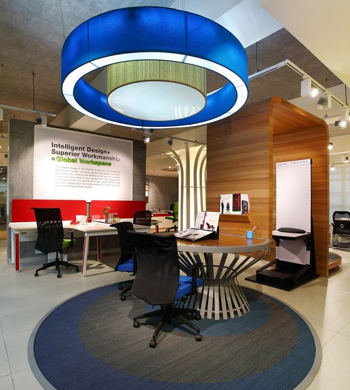 Godrej-Interio-B2B-store-by-Four-Dimensions-Pune-India-08