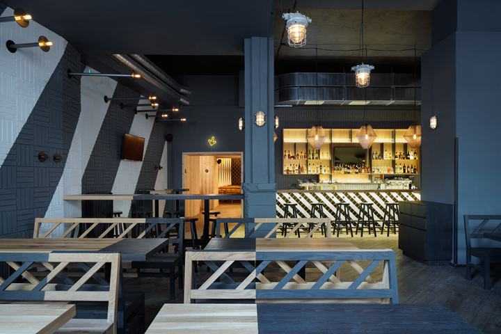 Rebel-Wings-restaurant-bar-by-studio-minio-Prague-Czech-Republic