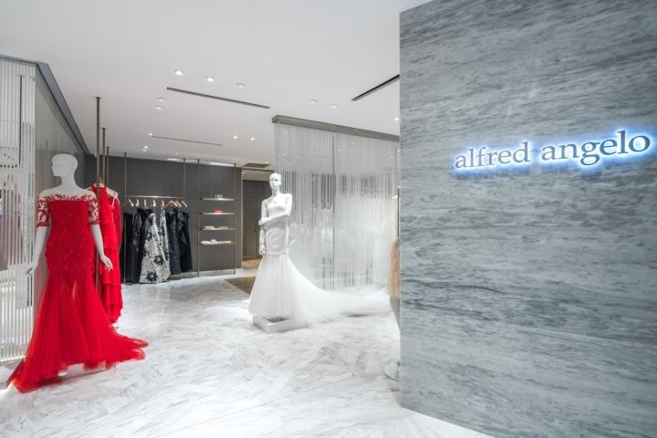 Alfred-Angelo-store-by-A3-vision-Shanghai-China