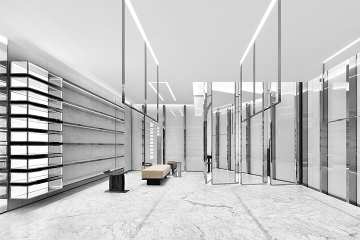 Saint-Laurent-store-by-Anthony-Vaccarello-Miami-Florida
