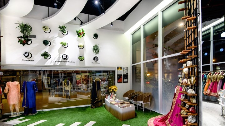 Surendri-flagship-store-by-Sorted-Design-Studio-Gurugram-India-02