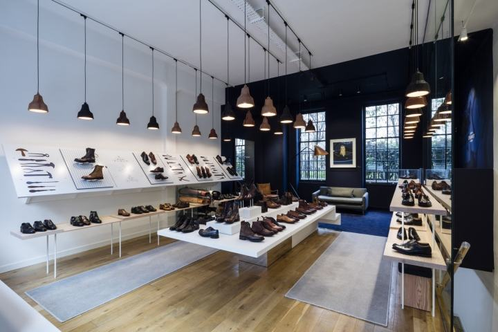 Joseph-Cheaney-store-by-Checkland-Kindleysides-London-UK
