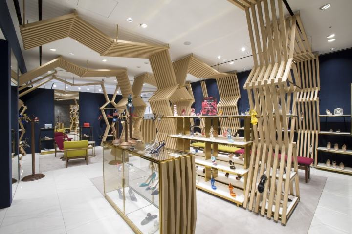 Manolo-Blahnik-store-at-Ginza-6-by-Nick-Leith-Smith-Tokyo-Japan10